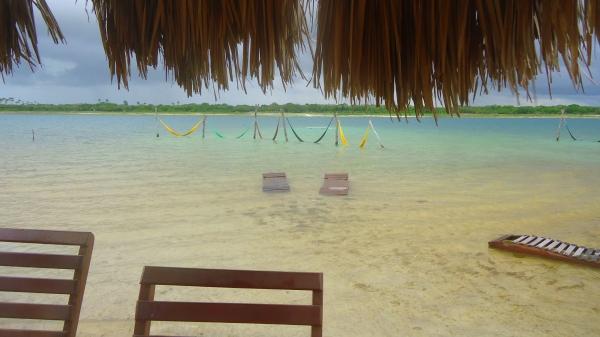lagoa paraíso