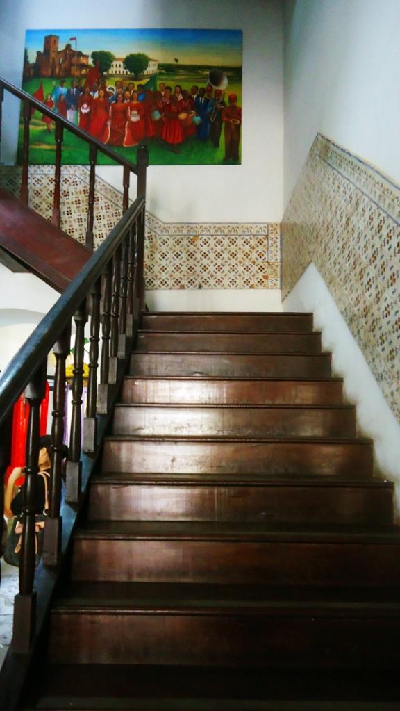 Escada do CCDVF
