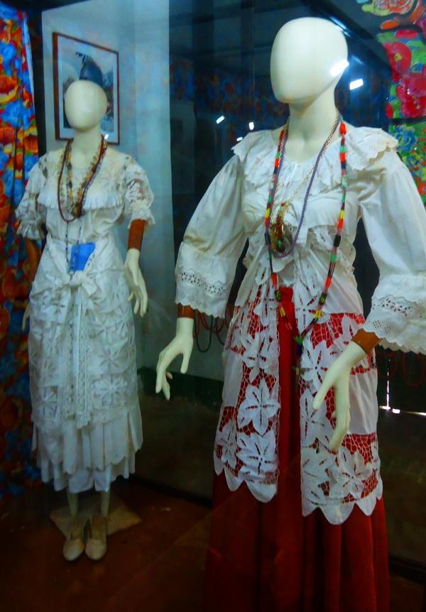 roupa de religião afrobrasileira