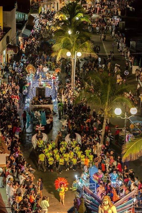 Desfile Carnaval Cozumel - Foto: Benny Campos