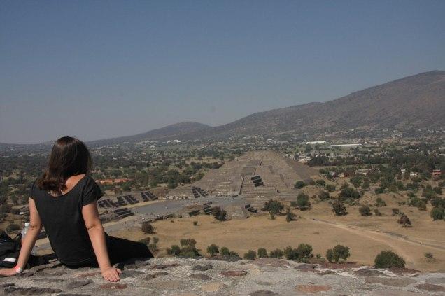 Teotihuacan - Cidade do México (foto: Taner Palácio)