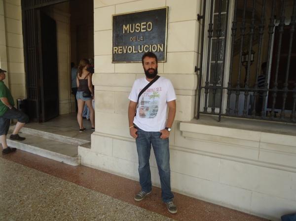 Museo de la Revolución Foto: Rodrigo Souto