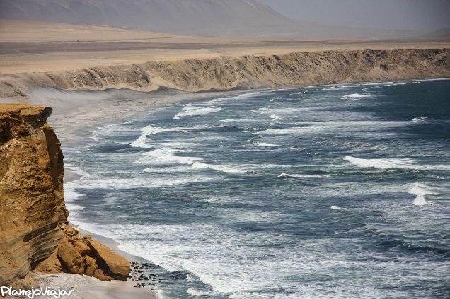 Playa Supay - Reserva Nacional de Paracas
