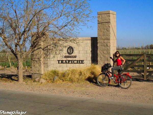 Vinícola Trapiche em Maipu - Mendoza