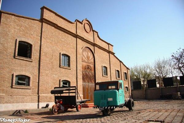 Escorihuela Gascón en Godoy Cruz. Uma das mais antigas de Mendoza
