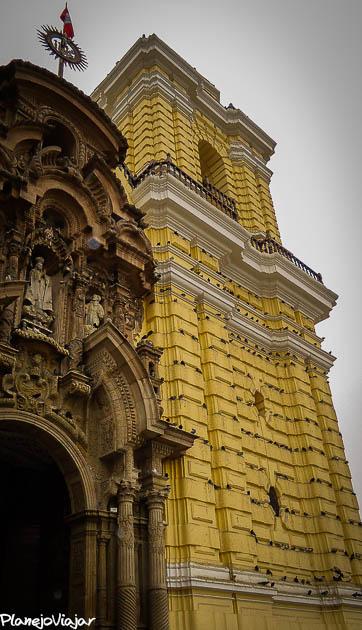 Fachada da Igreja San Francisco