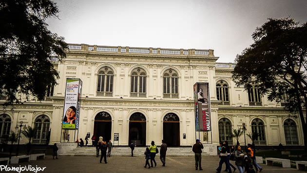 Museu de Arte de Lima - MALI