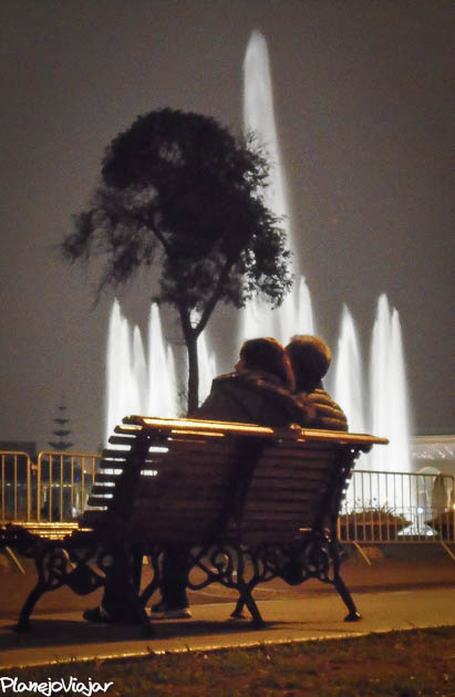 Parque das Aguas de Lima