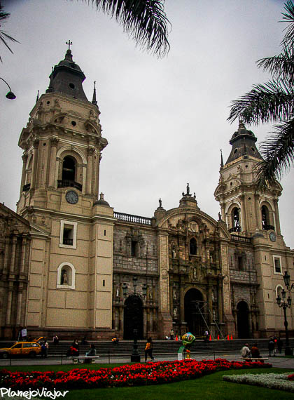 Catedral de Lima