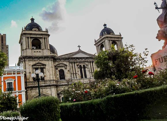 Catedral de La Paz